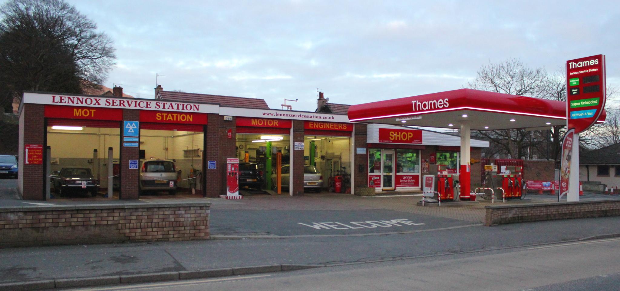 Lennox Service Station