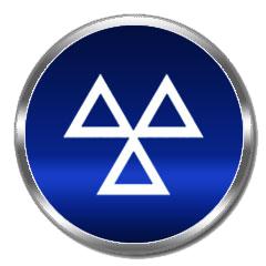 round MOT logo