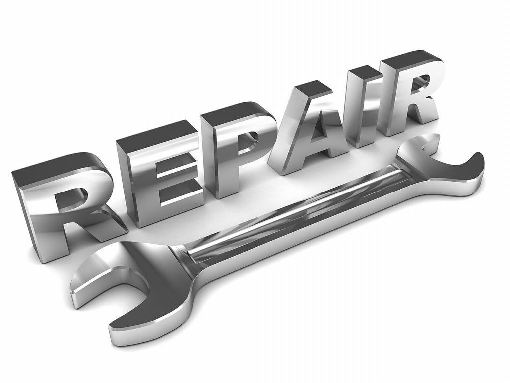 Repair with spanner